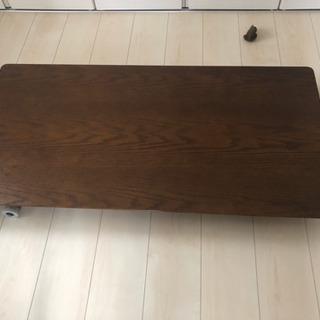 【値下げ中】早い方優先 高さ調節可能 ダイニングテーブル