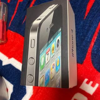 受け渡し完了、iPhone4