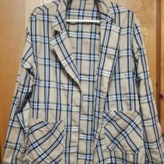 本日限定価格 新品未使用のバーバリー柄のタータンチェックのジャケット