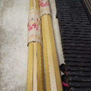軽量ウッドカーペット六畳江戸間用二枚分割タイプ