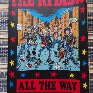 THE RYDERS ライダーズ バンドスコア 楽譜 パンク