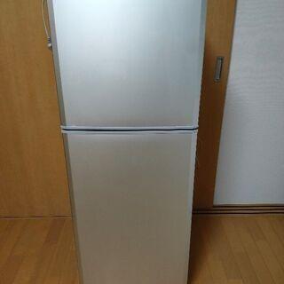 三菱ノンフロン冷凍冷蔵庫MR-16R-S