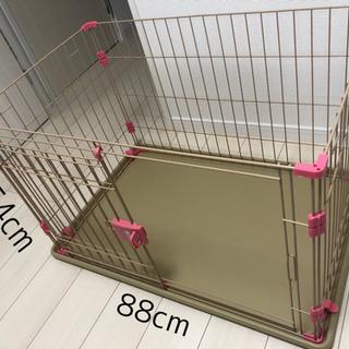 犬用サークル&犬用トイレ