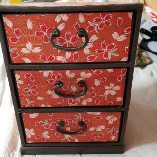 手作り和柄ボックス