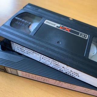 ビデオテープ 録画済 中古 10本