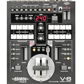 Roland V-8/ビデオスイッチャ-