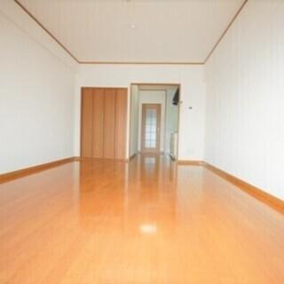 【初期費用は4万円と日割り】久留米市東合川新町、めちゃ広1Kです...