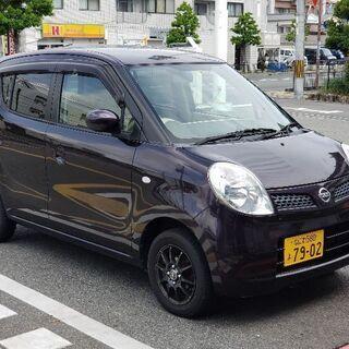 特価!日産 moco モコ (ナビ・ETC・スマートキー)