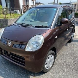 福岡 個人 日産 モコ E 走行4.5万キロ