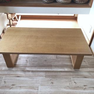 木製ローテブル