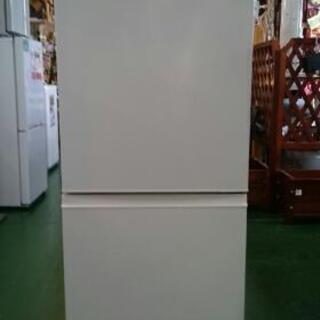 【店舗同時販売中】2019年製 AQUA 冷蔵庫 AQR-BK18H