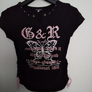 女児半袖シャツ  size:140  中古