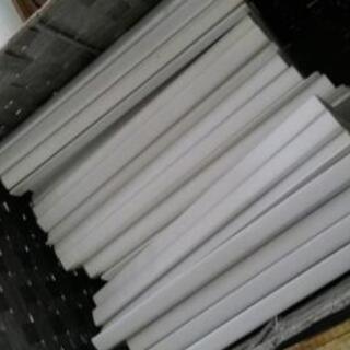ニトリ ホワイト A4クリアファイル 20冊以上