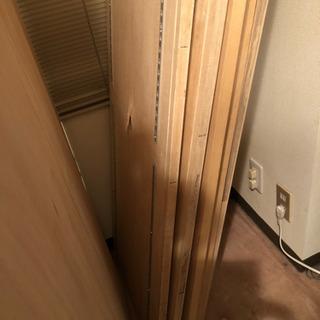 木材 本棚解体