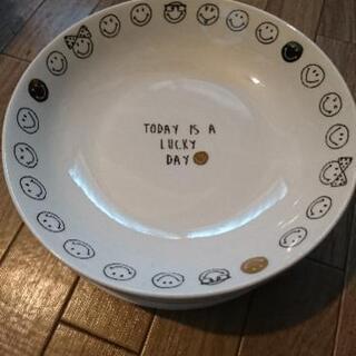 ニコちゃん  皿  7枚