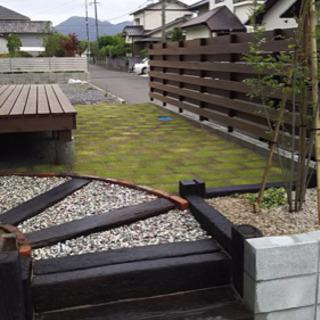 【 お庭に芝はいかがですか⁉️ 】