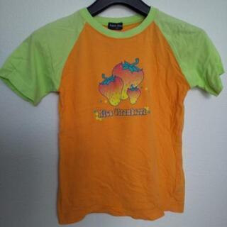 女児  半袖シャツ  size140  中古