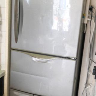 【松下電器】自動製氷機付き冷蔵庫