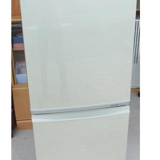 シャープ 冷凍冷蔵庫 2011年製 SJ-PD14T