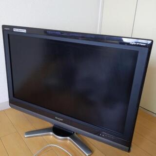 シャープ AQUOS テレビ 32インチ 2010年製