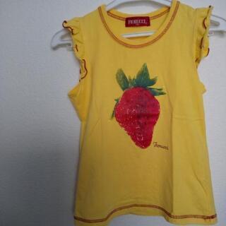 女児 シャツ  size140  中古