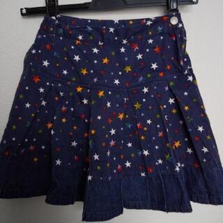女児  スカート size140   中古