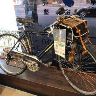 ★希少★ レトロ自転車 26型 昭和 自転車 クリックFF ナシ...