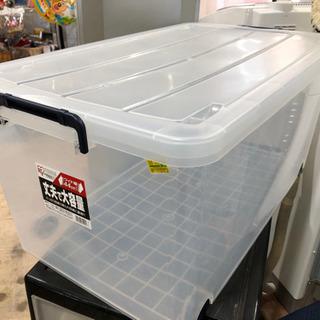アイリス 大容量‼︎蓋付押入れ収納 丈夫で大容量