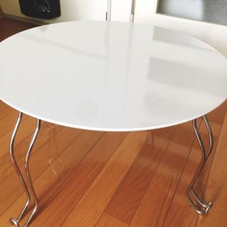 【ニトリ】折畳みローテーブル