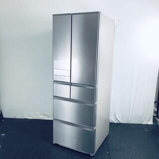 【北海道 沖縄 離島 配送不可】 中古 冷蔵庫 6ドア 三菱 M...