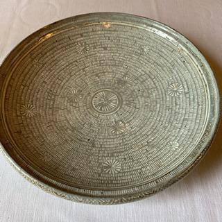 大皿 陶器 2
