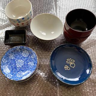 小皿 茶碗 お椀