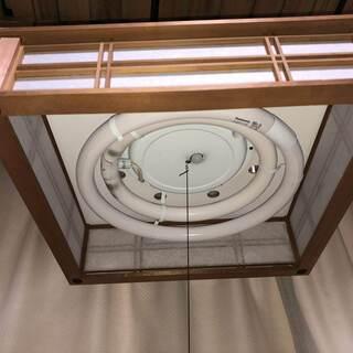 吊り下げ ペンダント 照明 蛍光灯 和室向き 大型