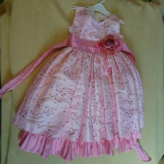 ドレス 3~4才