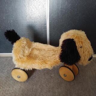 ワンちゃん型 三輪車