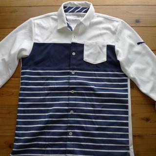 プーマのポロシャツ長袖 ゴルフウェア