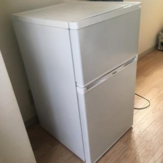中古冷蔵庫 Haier JR-N91Jを譲ります。