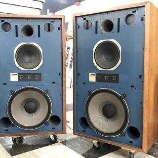 音出し確認済み JBL 4Wayスタジオモニター フロア型スピー...