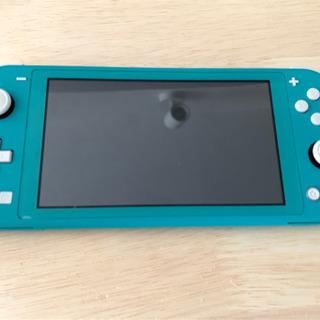 Nintendo switch  lite & カバー、保護シート