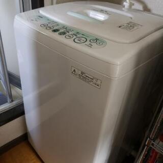 【交渉中】洗濯機 TOSHIBA AW 305