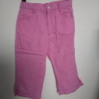女児  パンツ  size:140  未使用