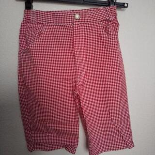 女児  パンツ  size  140  未使用