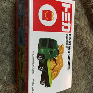 マック ハッピーセット 恐竜搬送車