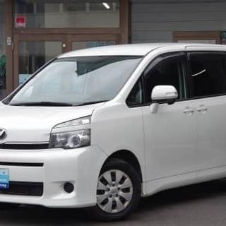 ☆誰でもローンで買えます☆トヨタ ヴォクシー X Lエディション!
