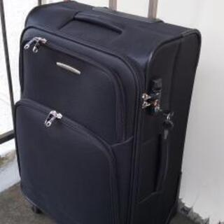 受け渡し決定: 中古スーツケース TSAロック付