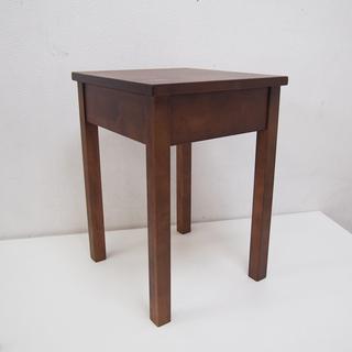 良品計画 無印良品 ベッドサイドテーブル ベッドサイドテーブル ...