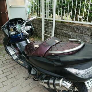 ビックスクーター マジェスティ 250cc