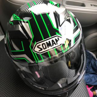 SOMAN バイクのヘルメット