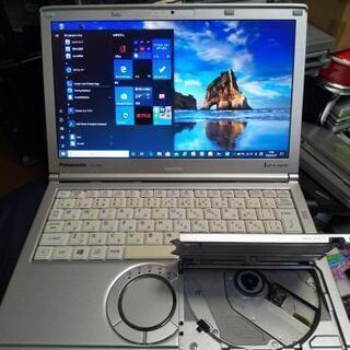【良品】PanasonicレッツノートSX2 Core i5 テ...