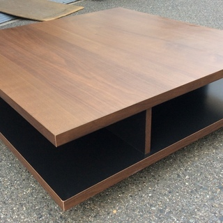 【RKG】特価!センターテーブル/木製/引き取り限定